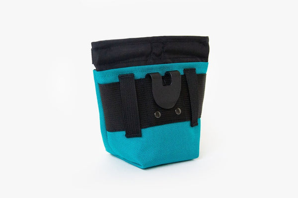 Alamo Dog Treat Training Pouch Turquoise