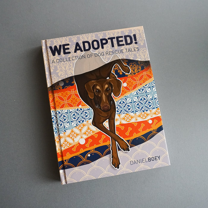 Book: We Adopted!