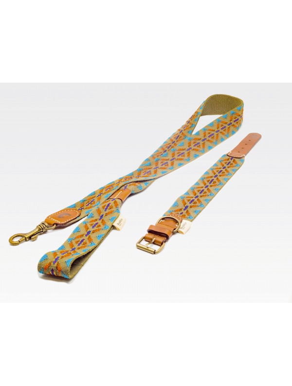 Dog Collar: Etna Green