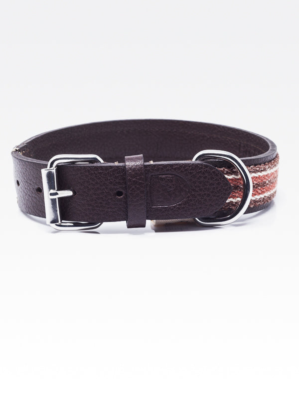 Dog Collar: Reforce Brown