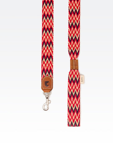 Dog Lead: Peruvian Red