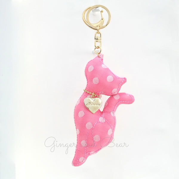 Keychain: Calico Cats