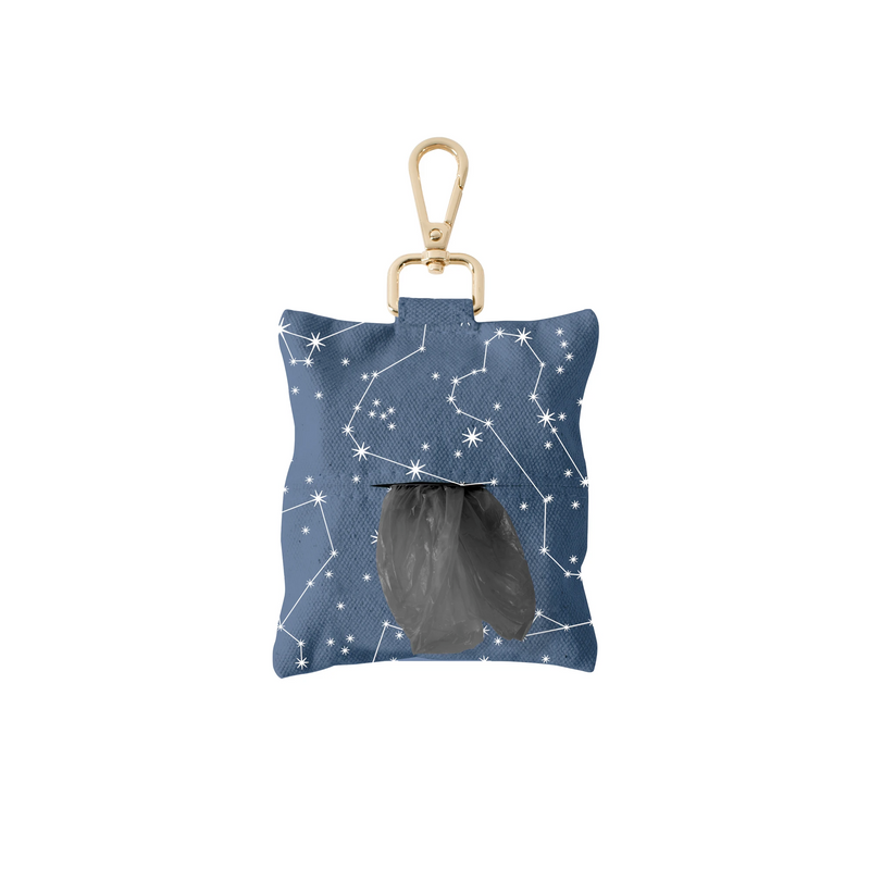 Celestial Dog Waste Bag Dispenser