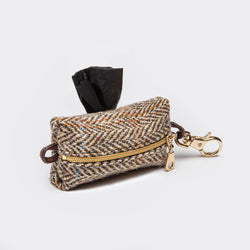 Doggy-Do Bag in FIshbone, Brown