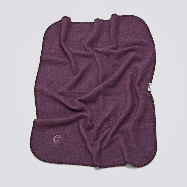 Cloud7 Dog Blanket Fleece BlackBerry