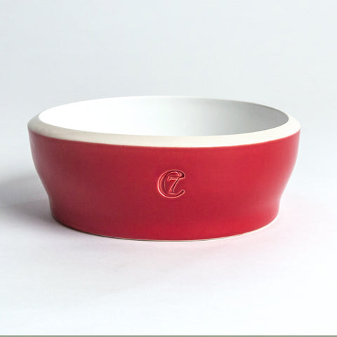 Cloud7 Jamie Bowl, Red