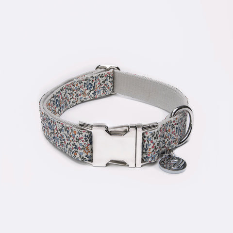 Cloud7: Mille Fleurs Dog Collar