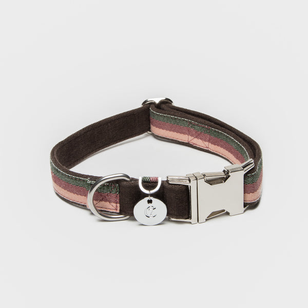 Cloud7: Grace Dog Collar Brown