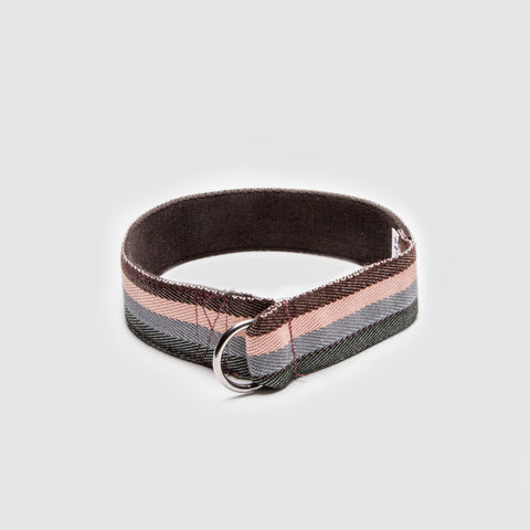 Cloud7: Grace Dog Martingale Collar Brown