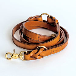 Cloud7 Dog Leash Hyde Park Cognac