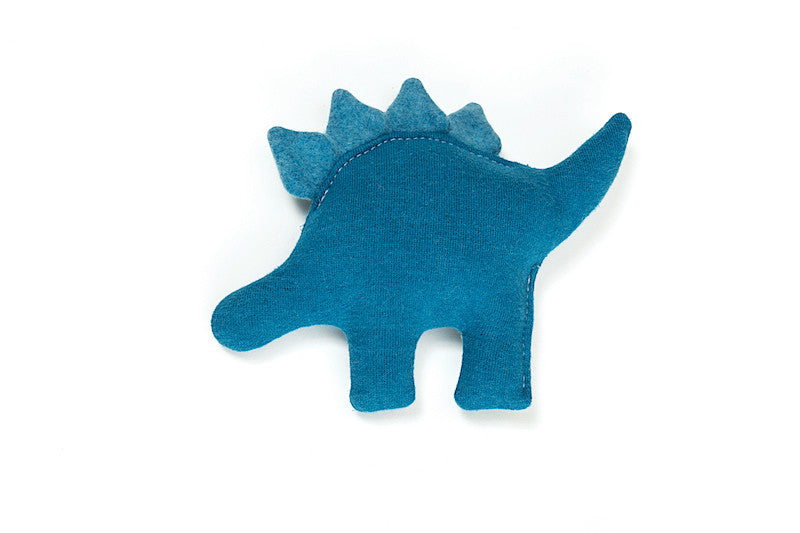 Hemp dog Toy: Dino