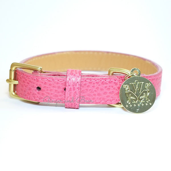 Perry Street Collar - Pink