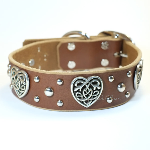 Paco Leather collar - Sybyl Lilly