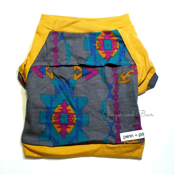Tees: Colourful Tribal