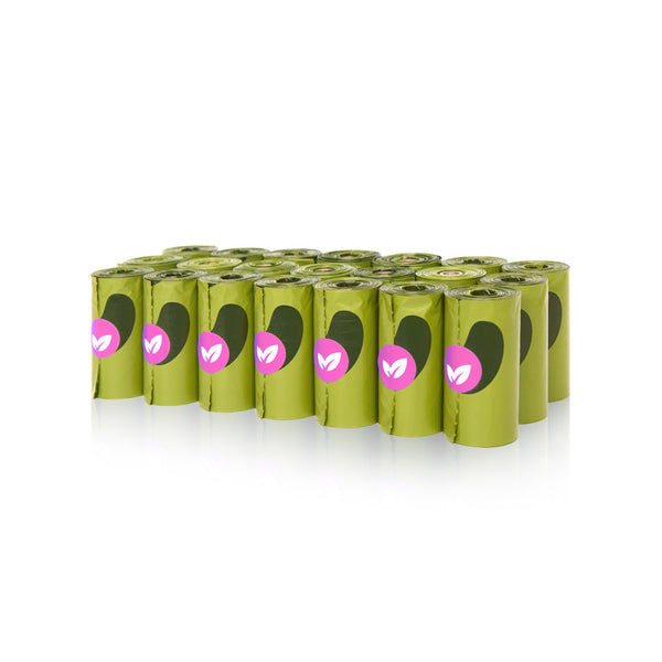 Earth Rated® Lavender-scented Refill Rolls in Bulk Packaging Dog Waste Bags