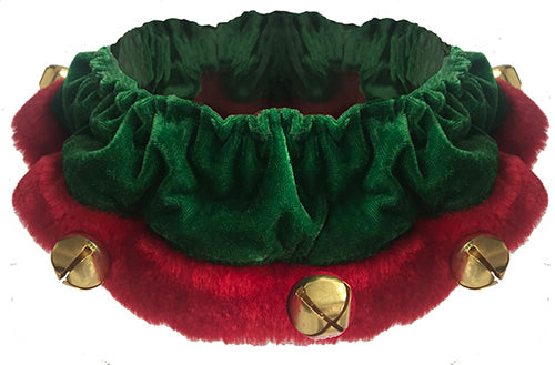 Elf Ruff Collar for Dogs and Cats