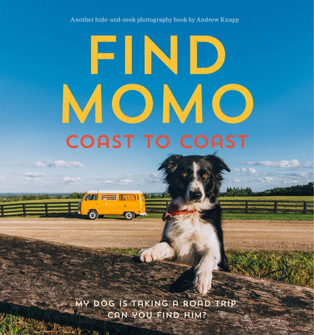 Book: Find Momo Coast to Coast