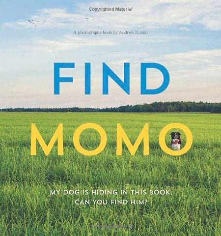 Book: Find Momo