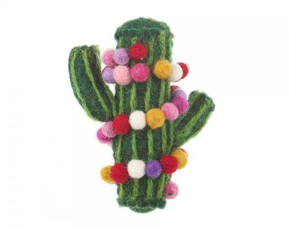 Foggy Dog Jolly Cactus Cat Toy