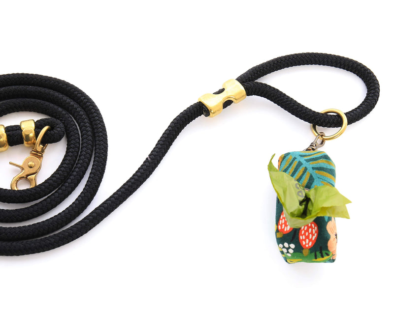 Foggy Dog Whimsical Jungle Leash Poop Bag Dispenser