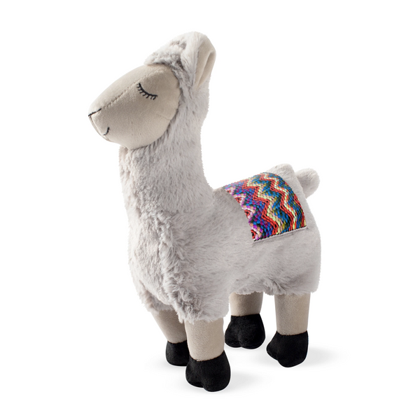 Chill Llama, Dog Squeaky Plush toy