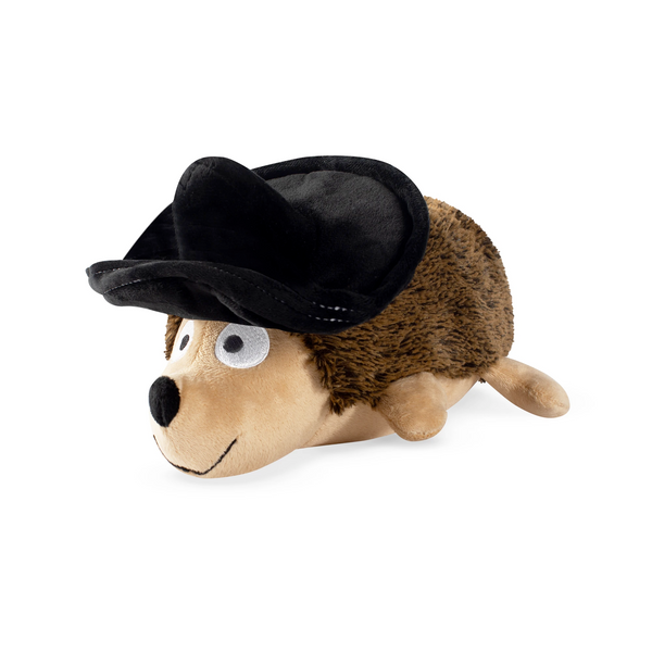 Francisco the Hedgehog, Squeaky Plush Dog toy