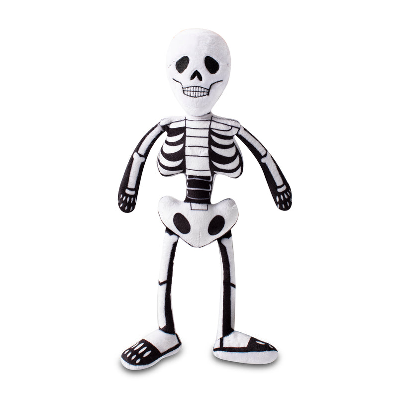 Mr Bones, Dog Squeaky Plush toy