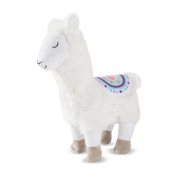 No Drama Llama, Dog Squeaky Plush toy