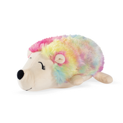 Tina the Rainbow Hedgehog, Squeaky Plush Dog toy
