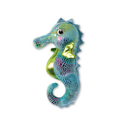 Shelly the Seahorse, Squeaky Plush Dog toy