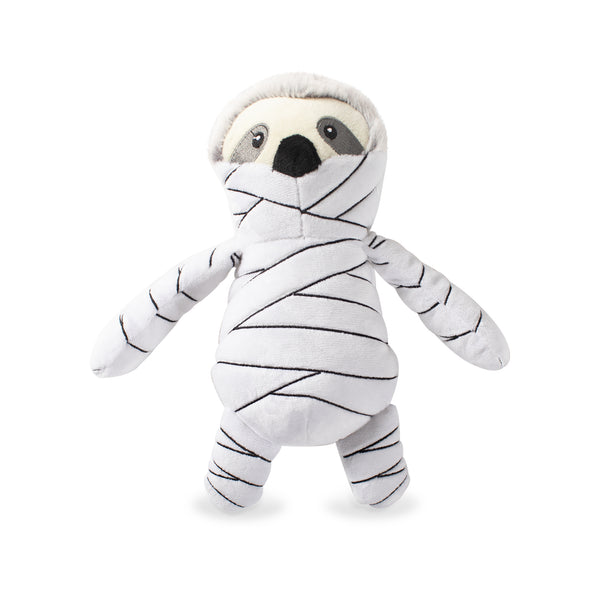 Mummy Sloth, Dog Squeaky Plush toy