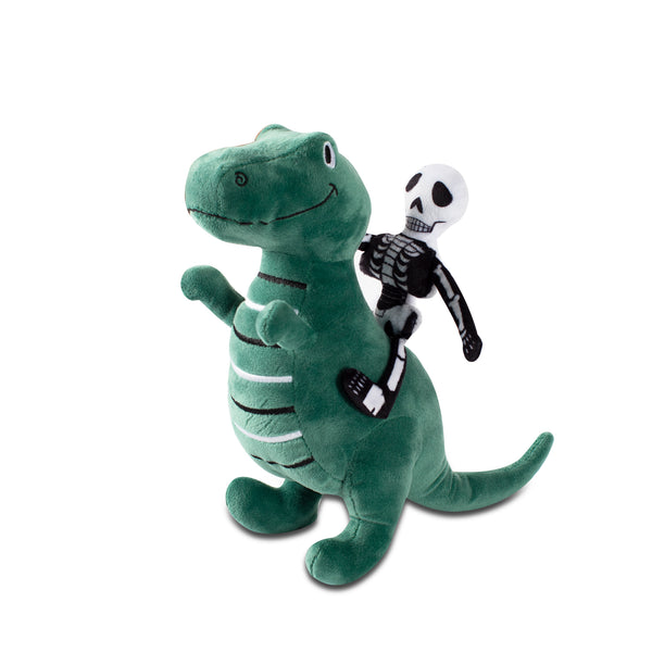 Spooky Saurus, Dog Squeaky Plush toy