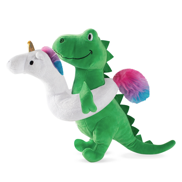 Summa Time Rex, Dog Squeaky Plush toy