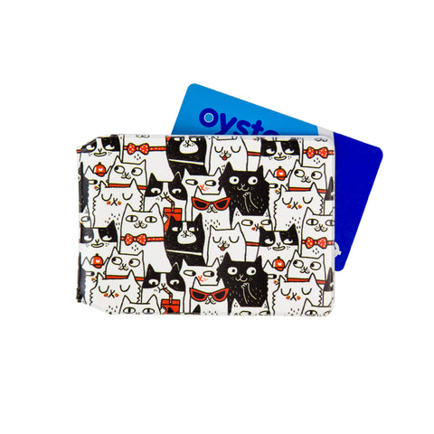 Gemma Correll Card Holder Cats
