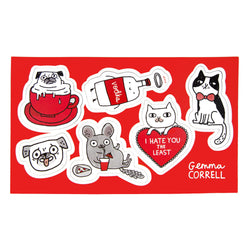 Homeware: Gemma Correll Fridge Magnets