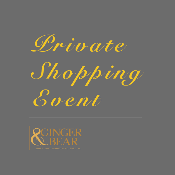 PRIVATE SHOPPING EVENT: feat. RUFFWEAR Black Friday weekend 2019