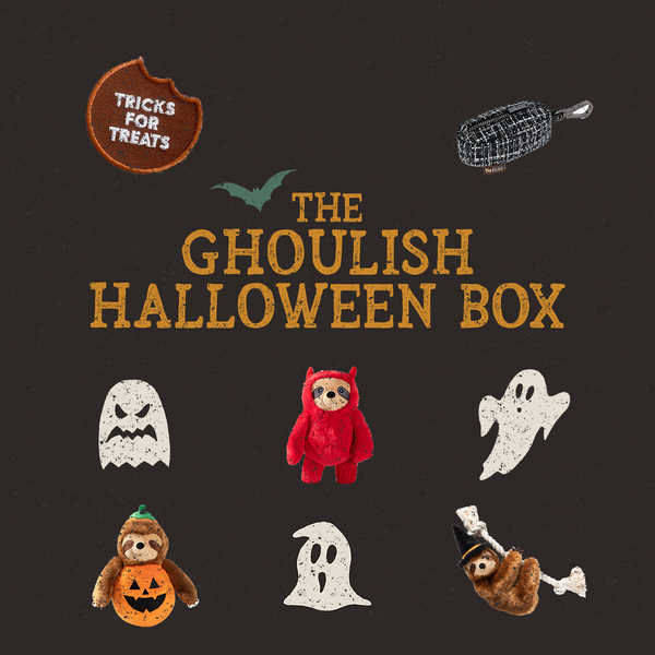 Ghoulish Halloween Bundle Box for Dogs
