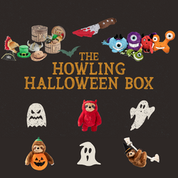 Howling Halloween Bundle Box for Dogs