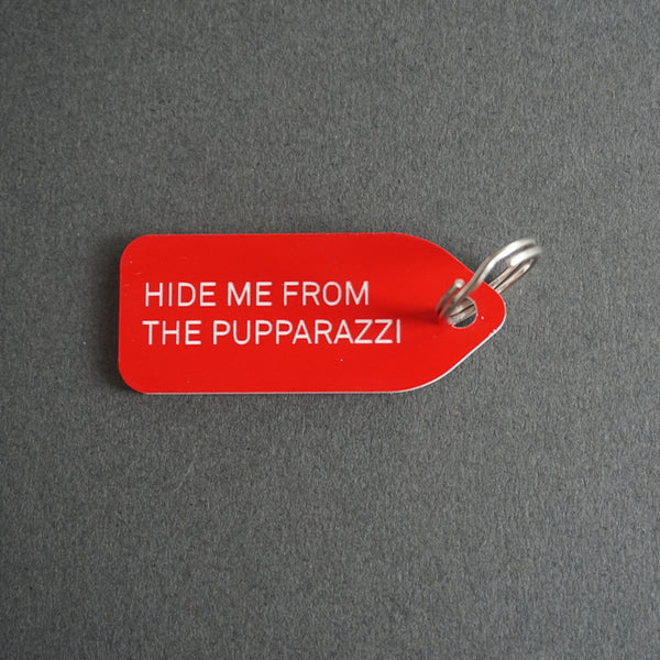 Growlees Dog Charm Pupparazzi
