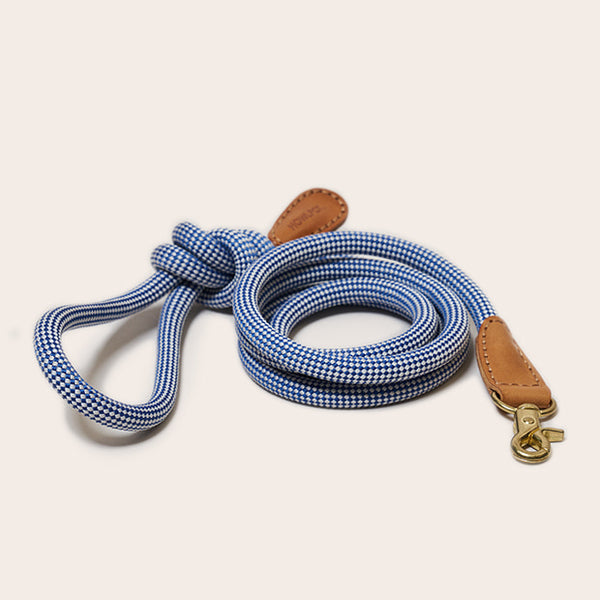 HowlPot We are Tight Rope Dog Leash Purple Fiction