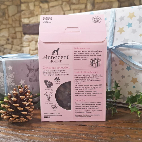 Christmas Sausage Treats Collection for Dogs