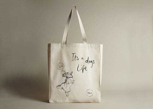 Totes Canvas: It's a dog's life