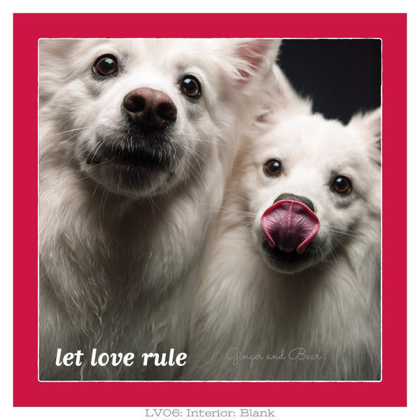 Love: Let Love Rule