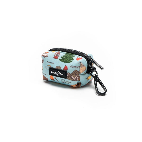 Lucy&Co Poop Bag Holder: The Road Trippin