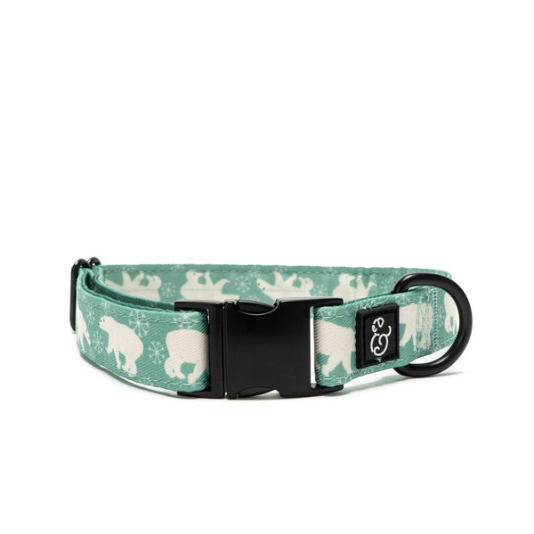 Lucy&Co Dog Collar: The Polar Bear Parade