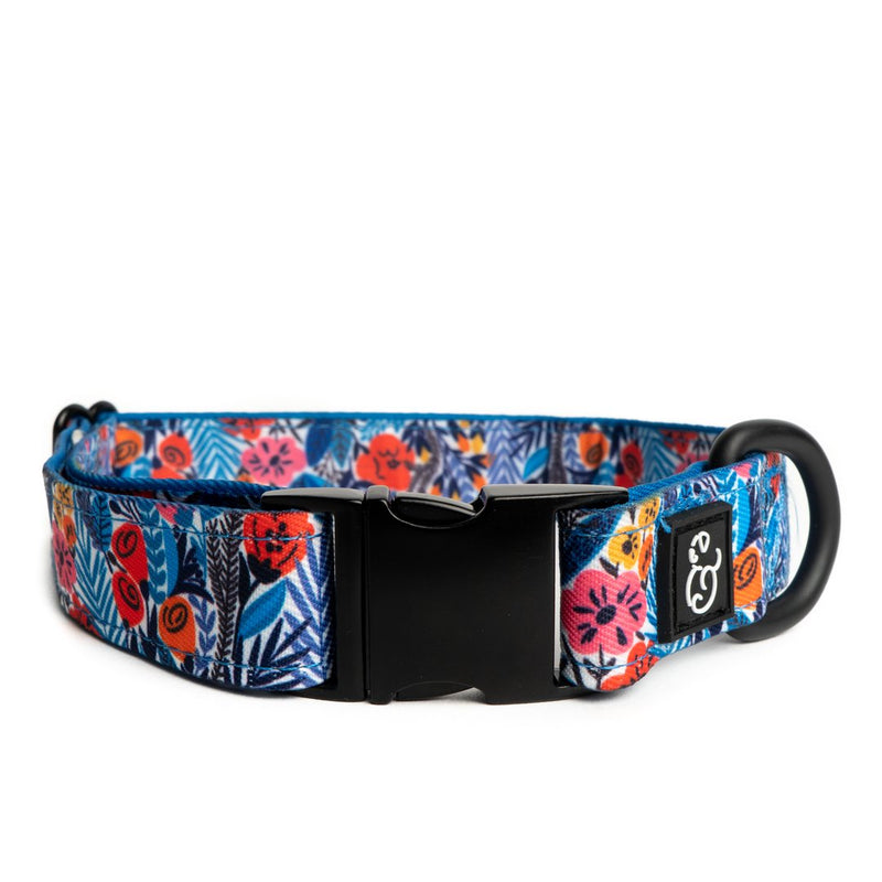 Lucy&Co Dog Collar: The Royal Garden