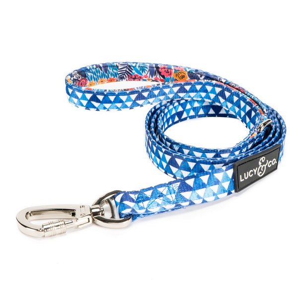 Lucy&Co Dog Leash: The Royal Garden