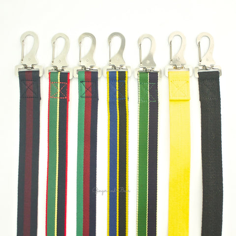 Dog Lead: Fabric Webbing