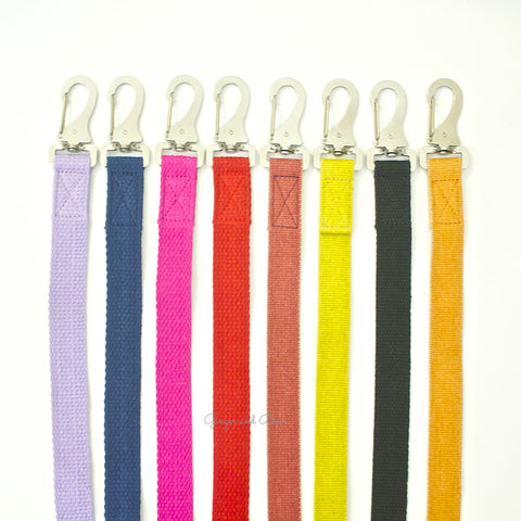 Dog Lead: Cotton Webbing