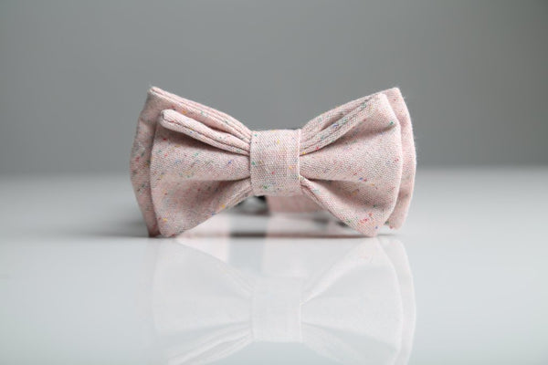 MaxBone Rose Dog Bow Tie